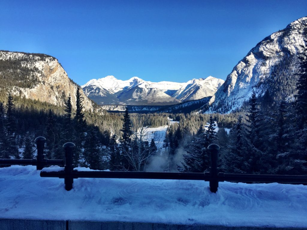 A Winter Guide to Banff National Park - Airplanes & Avocados
